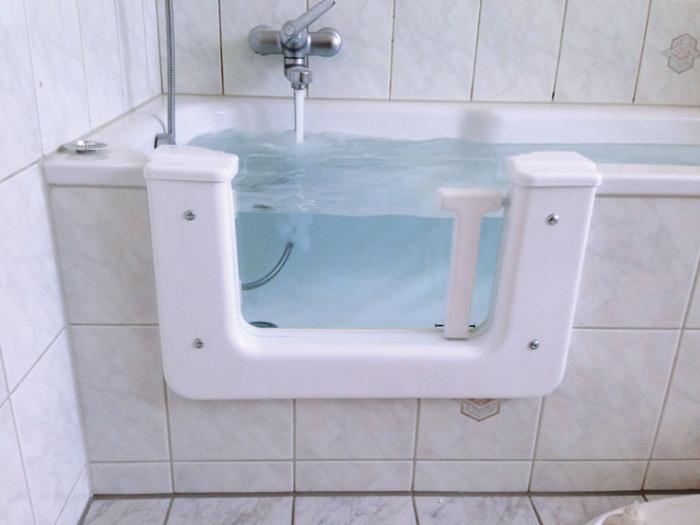 Badewannenservice Badewannentür Einbau